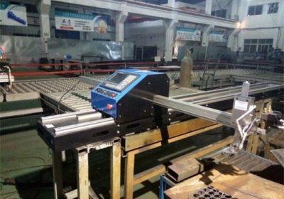 மெட்டல் தகடு காந்தம் CNC சுடர் பிளாஸ்மா வெட்டும் இயந்திரம்