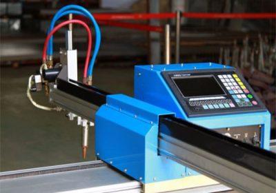 லேசான எடை Gantry CNC வெட்டும் இயந்திரம் பிளாஸ்மா